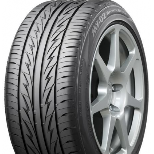 Автошина Bridgestone  205/50/17  V 89 MY02
